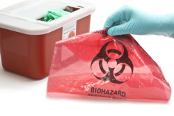 Red Bags for Medical Waste